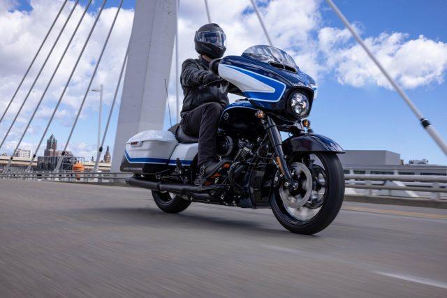 Harley-Davidson Arctic Blast Street Glide Special