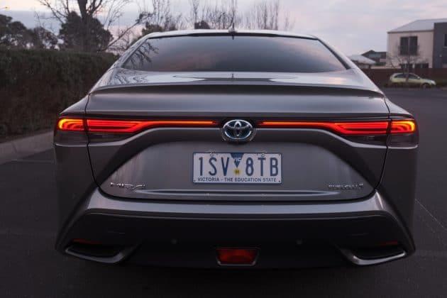 2021 Toyota Mirai