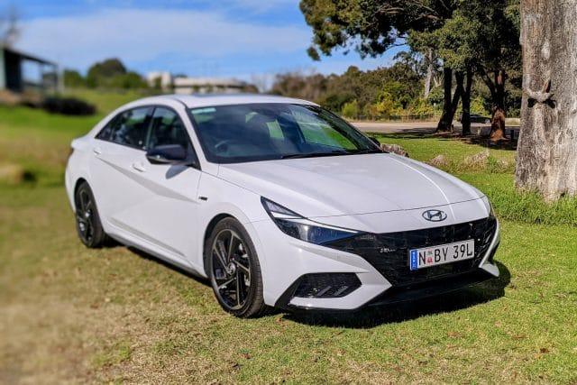 2021 Hyundai i30 Sedan N Line Premium
