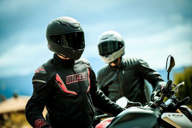 Shoei NXR2 helmet range