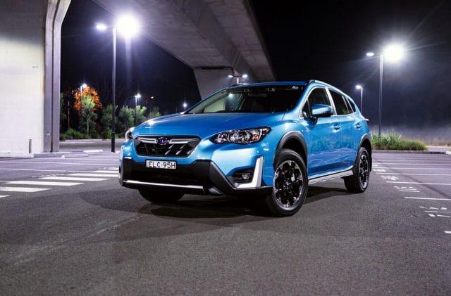2021 Subaru XV Hybrid L AWD