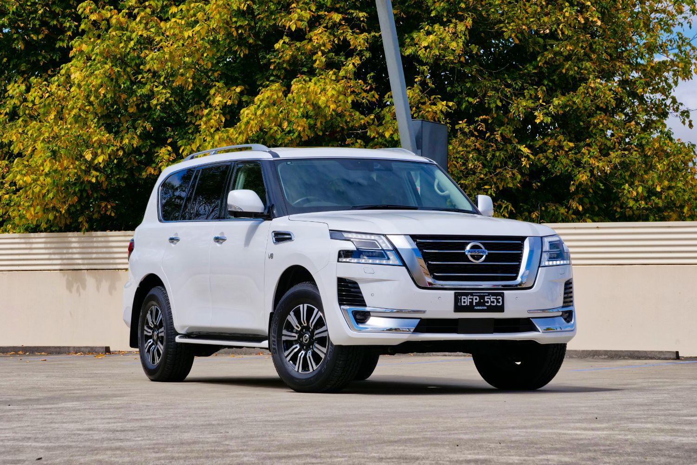 2021 Nissan Patrol Ti-L