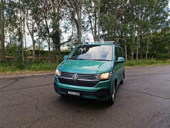 2021 Volkswagen Multivan Comfortline Premium