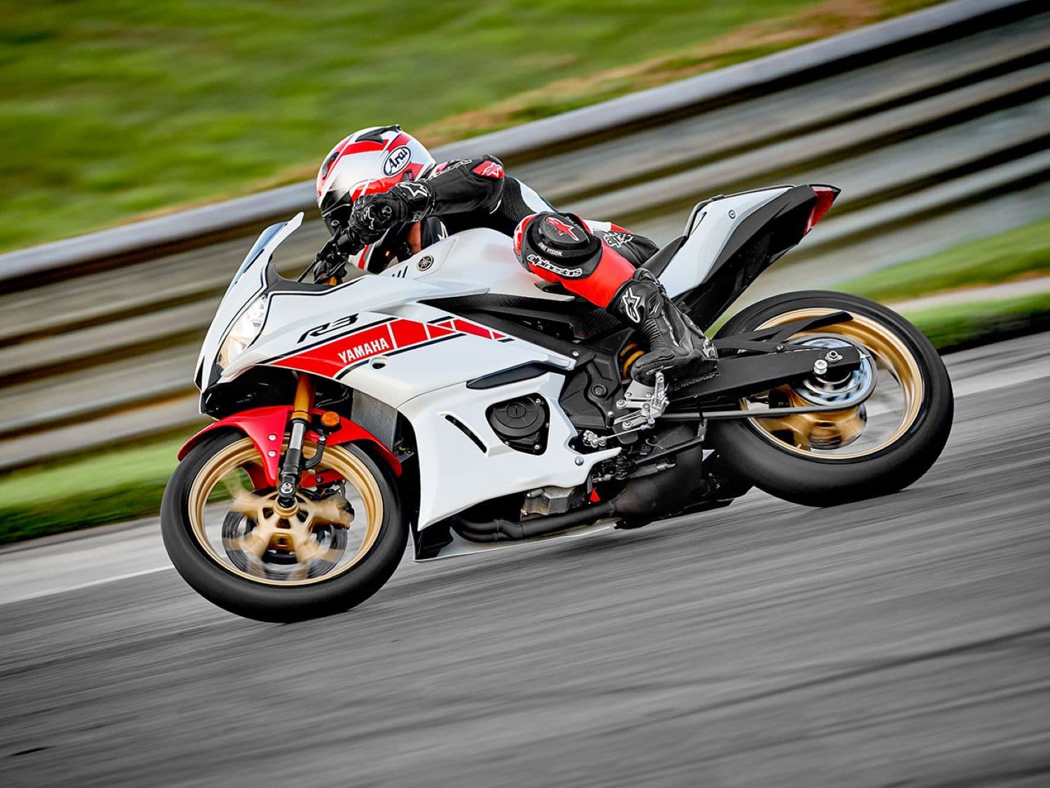 2022 YZF-R3SP 60th Anniversary Special Edition Livery