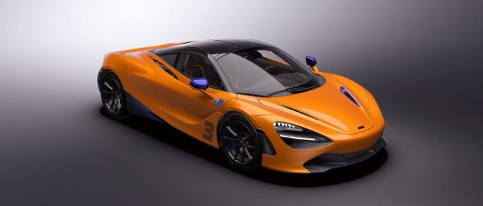 McLaren Daniel Ricciardo Edition 720S by MSO