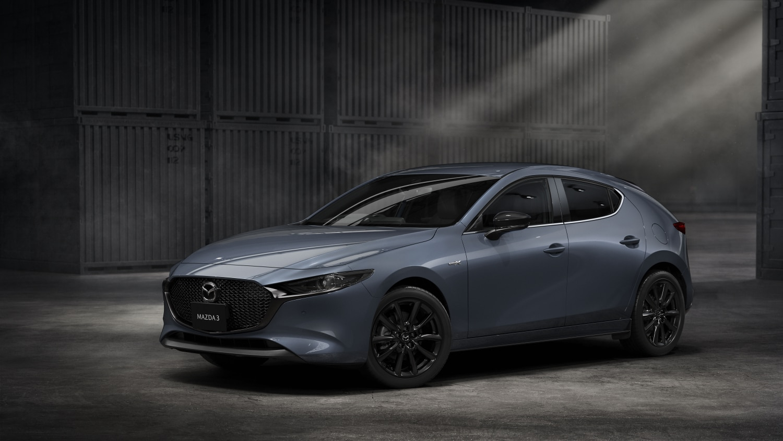 2021 Mazda 3 SP hatch