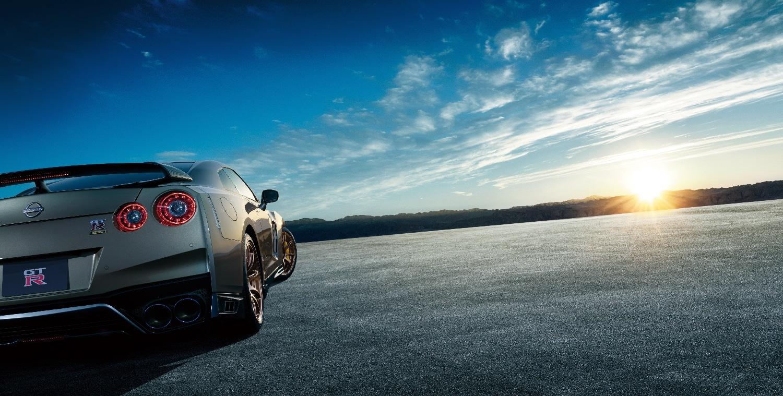 2022 Nissan GT-R T-Spec