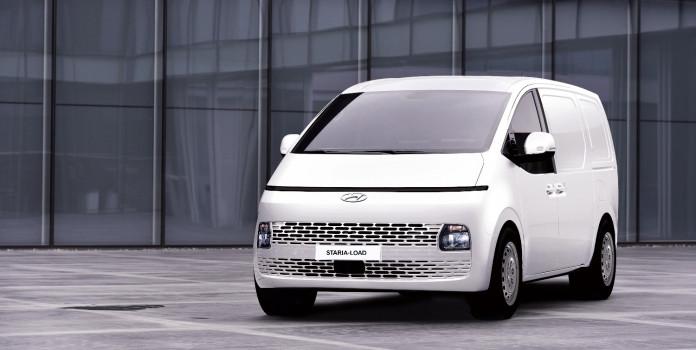 2022 Hyundai Staria-Load
