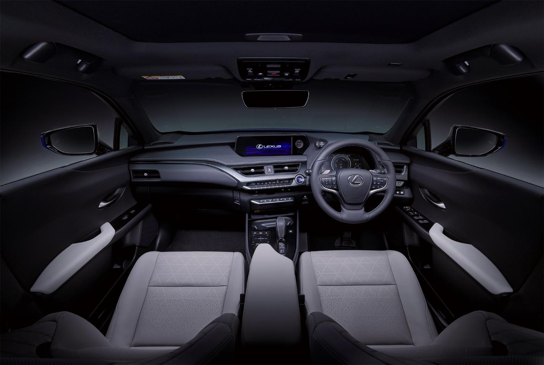 2022 Lexus UX 300e