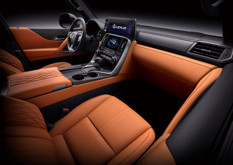 2022 Lexus LX SUV