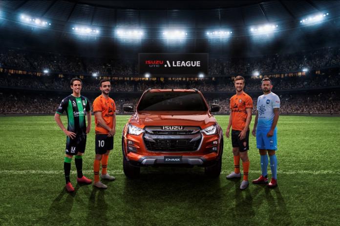 Isuzu Ute partners with A-League
