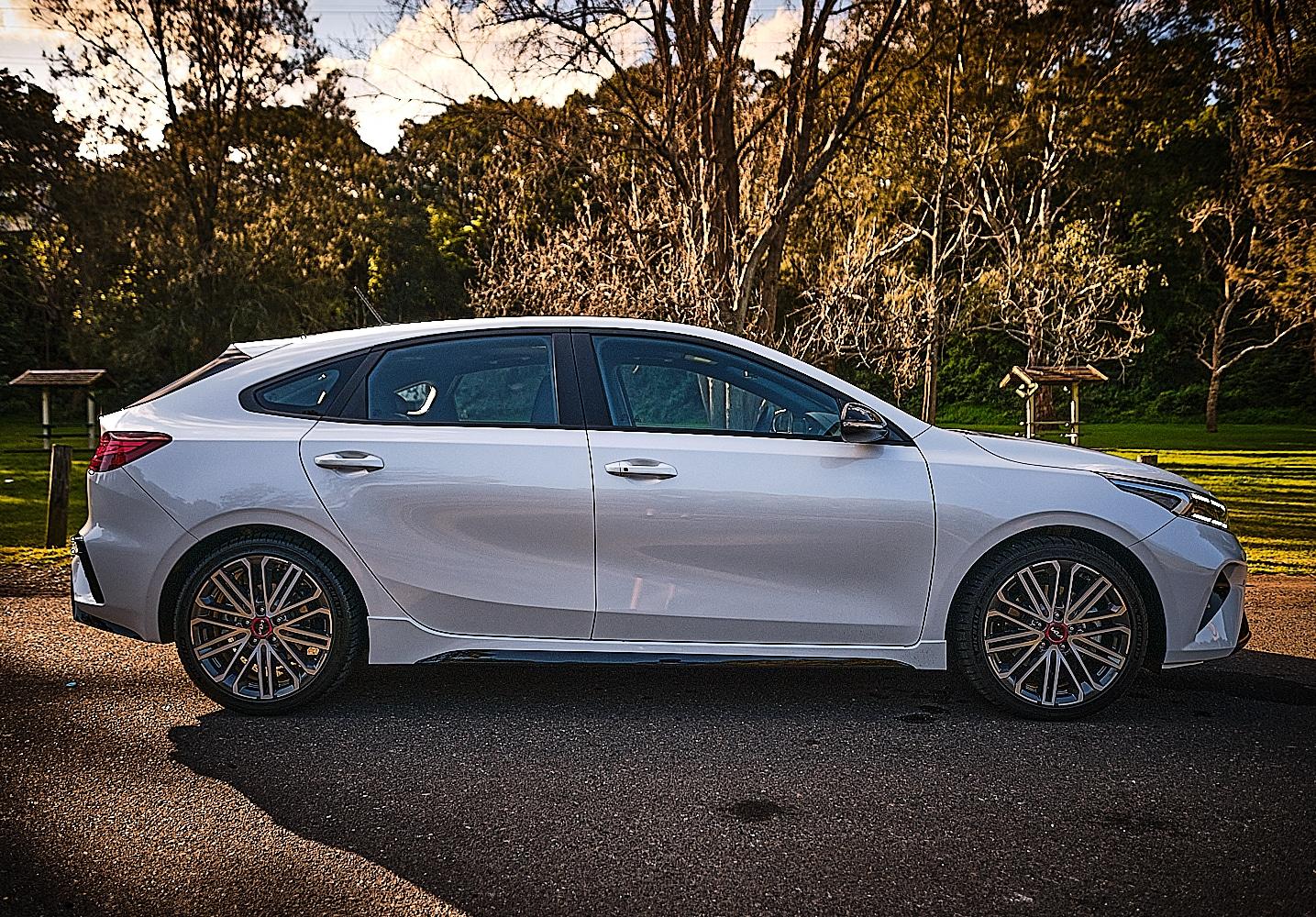 2022 Kia Cerato GT hatch