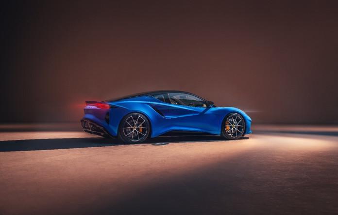 2022 Lotus Emira V6 First Edition
