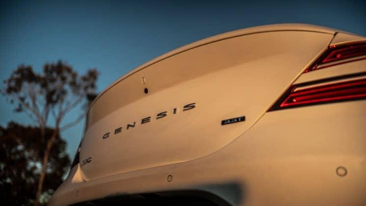 2021 Genesis G70 3.3T Lux Sport